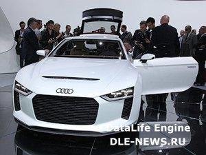 Audi предоставит серийный выпуск спорткара Quattro ателье Guigiaro