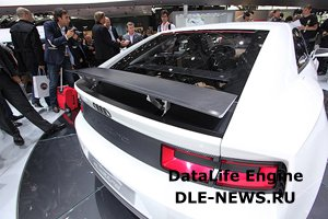 Характеристики Audi Quattro
