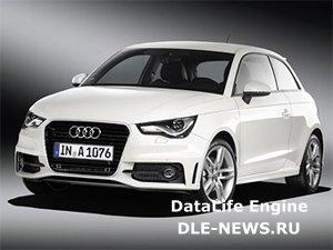 Хэтчбек Audi A1 получит новое «сердце»