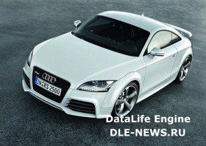 Audi TT RS получит новую трансмиссию