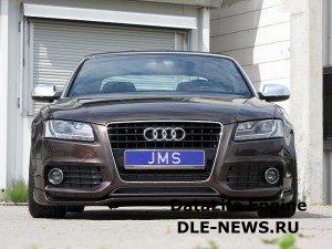 Специалисты из JMS и Senner Tuning добрались до Audi A5