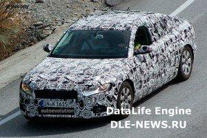 Полная модернизация модельного ряда Audi