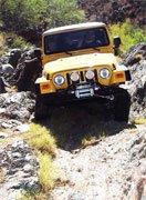 Экстремальный отдых на каньоне