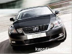 Элегантный Lexus GS