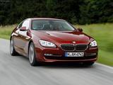 BMW 6-Series получил новые двигатель и трансмиссию
