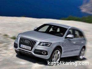 Новая жизнь Audi Q5