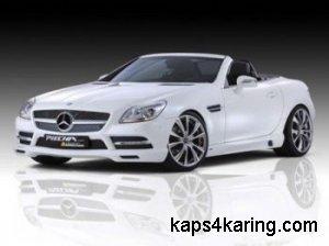 Обновления Mercedes SLK 2011