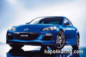 Завершение производства Mazda RX-8