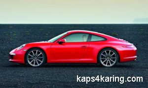 Дитя эволюции - Porsche 911