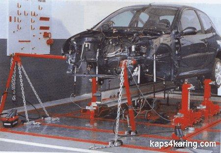 Стапельное оборудование – основа успеха автосервиса