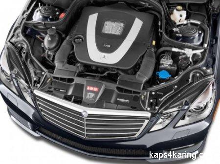 Mercedes E-класса 2013: новые подробности