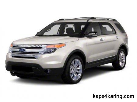 Обзор авто новинки 2013 года Ford Explorer Limited